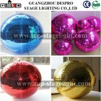 Buy cheap Disco Rotating big Mirror Ball dJ party light from wholesalers