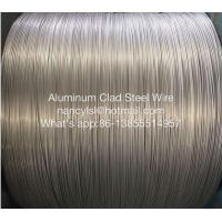 Wholesale Aluminium Clad Steel Acs Single Wire for Strand Lightning Protection Composite Overhead Ground Cable from china suppliers