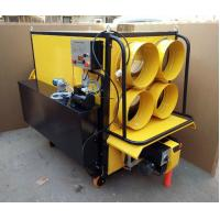 Buy cheap Fully Automatic Waste Oil Heater 2000 X 980 X 1380 Mm For Warehouse / Factory product