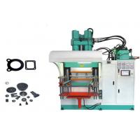 Buy cheap First In First Out Rubber Injection Moulding Machine , 4 Cylinder Transfer Molding Machine from wholesalers
