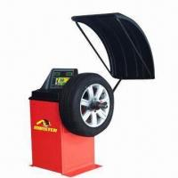 Buy cheap MST B30DG Wheel Balancer with 150rpm Balancing Speed and 4 Cone System from wholesalers