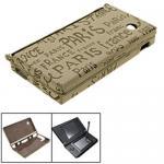 Buy cheap Letter Pattern Nonslip Plastic Case Cover for Nintendo Ds Lite from wholesalers