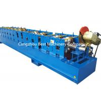 Buy cheap Hydraulic Down Spout Roll Forming Machine For Round And Square Pipe from wholesalers