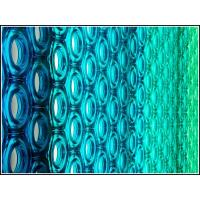 Buy cheap 3mm , 4mm , 5mm Textured Tempered Glass For Architectural Wall , Multi Color Tinted from wholesalers
