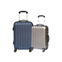 Wholesale Multiple Color 210D ABS Hard Trolley Luggage from china suppliers