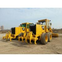 Buy cheap Used road construction equipment secondhand CAT 140H motor grader with ripper from wholesalers