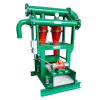 Buy cheap Drilling oil & gas solid control separation device / grit separator / hydrocyclone desander on sale from wholesalers