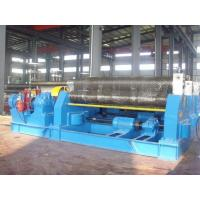 Buy cheap 25 - 30 mm Thickness Plate Rolling Machine 3 Roll Mechanical Plate Bending Machine from wholesalers