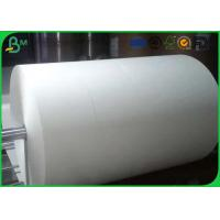 Buy cheap One / Two Side Coated Glossy Art Paper Jumbo Roll For Making Stick Paper from wholesalers
