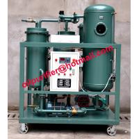 China Portable Emulsified Turbine Oil Dehydration Machine,Gas Turbine Oil Purification System on sale