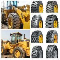 Buy cheap Radial OTR Tires Tyres for Grader, Loader,Compactor Size 17.5-25 20.5-25 23.5-25 from wholesalers