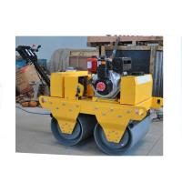 FYL-S600 two drum vibratory small construction road roller Manufactures