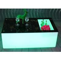Wholesale Waterproof Color Changing LED Bar Table Anti UV Lithium Battery Rechargeable from china suppliers