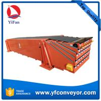 Buy cheap Mobile Telescopic Belt Conveyor with Hydraulic Lift product
