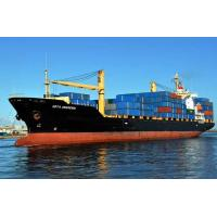 Quality FCL Sea Freight Shipping to South America from Shenzhen for sale