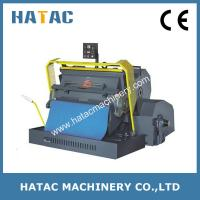 Buy cheap Economic Die Cutting and Creasing Machine,Paperboard Embossing Machine,Metal Punching Machine from wholesalers