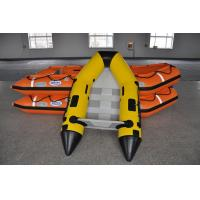 Buy cheap Hot Sale PVC/Hypalon 2m Inflatable Fishing Boat 2 Persons Inflatable Boat Supplier from wholesalers