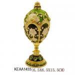 Buy cheap Egg Jewelry box KEAA1433 from wholesalers