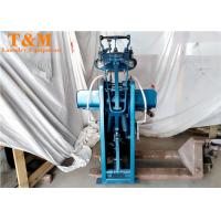 Buy cheap Garment Used Cloth Iron Press Machine For Topper Simple Operation Steam Heat from wholesalers