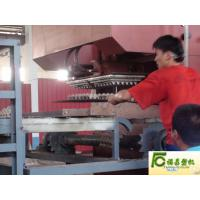 Buy cheap family used semi-automatic without drying line egg tray/box pulp moulding machine FCZMW-2 from wholesalers