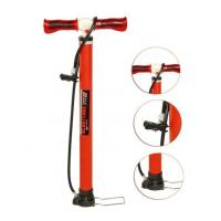 Buy cheap high quality Hand operated air tyre inflator pump with gauge from wholesalers