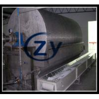 Buy cheap ZY Brand Potato Cassava Dewatering Machine Vacuum Filters Four Kw Power from wholesalers