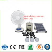 Buy cheap 30w 18V off-grid with FM radio and MP3 function cheap wholesale prices for small solar from wholesalers