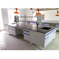 Buy cheap Epoxy Resin Top Chemical Lab Furniture 1.0mm Thickness Cold Rolled Steel Materials from wholesalers