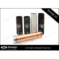 4 Tubes Vaporizer Electronic Cigarette / Munstro V2 Mod Clone 510 thread Manufactures
