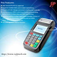 Buy cheap Handheld wireless swiping machines with thermal printer and card readers nfc from wholesalers
