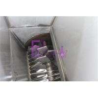 Buy cheap Industrial Juice Processing Equipment Fruit Crusher Machine With Rotating Knife from wholesalers