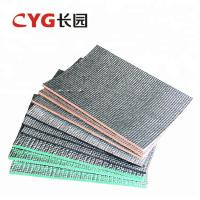 Buy cheap xlpe aluminum foil foam building material from wholesalers