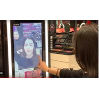Buy cheap Digital Touchscreen Interactive Store Displays Advertisement Video For Shopping from wholesalers