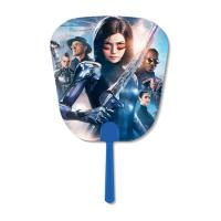 Wholesale Promotion 3D Lenticular Printing Service 0.65mm PET 3D Lenticular Hand Fans from china suppliers