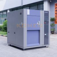 China 3-Zone Air Type Thermal Shock Test Chamber Climate Test Equipment for Laboratory on sale