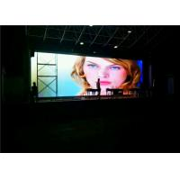 Buy cheap HD Indoor Full Color Rent LED Video Wall Panels P3 P4 Stable Performance from wholesalers
