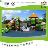 Buy cheap Outdoor Playground (KQ10050A) product
