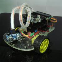Buy cheap 2WD Smart Arduino Car Robot Remote Control Intelligent Car with LCD Screen from wholesalers