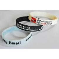 Buy cheap Custom Bluetooth Product Development Adjustable Silicon Wristband from wholesalers