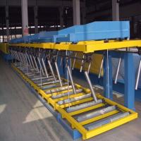 Buy cheap 380V 50Hz Automatic Stacking Machine with Hydraulic Control System / Chain Transmission from wholesalers