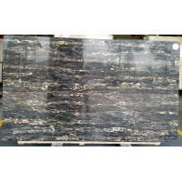 Buy cheap Decorative Neor Portoro Marble Slabs & Tiles product