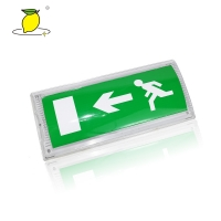 Buy cheap Surface Mounted 240V 5W LED Emergency Fire Exit Sign from wholesalers