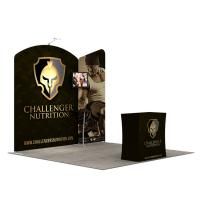 Buy cheap 3*3 Standard Trade Stand Displays , Convention Show Displays Lightweight Creative Design from wholesalers