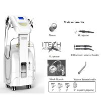 Buy cheap Multifunctional Oxygen Facial Machine , Oxygen Jet Peel System For Skin Tightening Equipment from wholesalers