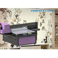 Buy cheap High Efficiency UV Flatbed Printer Multi - Function 1500 * 1300mm Width from wholesalers