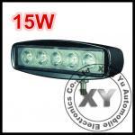 Buy cheap 12V / 24V 15W LED Light Bar Flood Work Driving Light Bar For SUV / Off-road from wholesalers
