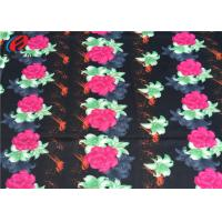 Buy cheap Waterproof  Stretch Polyester Spandex Fabric , Printed Material For Bikini from wholesalers