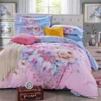 Buy cheap colorful floral bedding set, printed bedding set,3d beddings from wholesalers