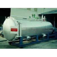 Buy cheap long term durability easy operate neutralization Autoclave Tank for wastewater treatment from wholesalers