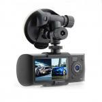 Buy cheap H.264 Full HD 1080P Dual Camera Car DVR OEM ODM , VGA 640 × 480 30Fps from wholesalers
